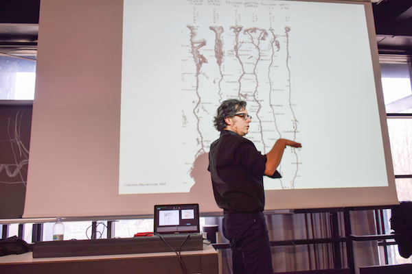 Prof. Wandosell | Lecture